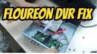 Floureon CCTV DVR FIX
