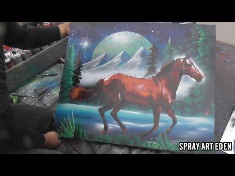 Running Horse SPRAY