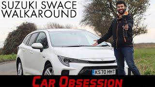 2021 Suzuki Swace Walkaround