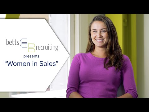Women in Sales - Presented by Betts Recruiting