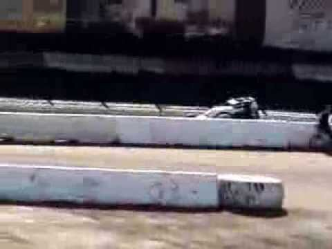 My 20 Laps in a 360 Sprint Car at Perris Auto Speedway