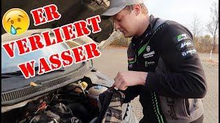 Mein VW T5 BUS ist KAPUTT! | Wasserrohr wechsel
