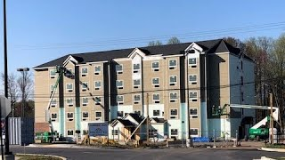 Microtel: MD-PACE Case Study for New Construction Project