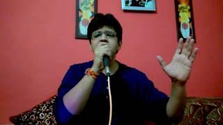 Ab tere bin jee lenge hum karaoke cover