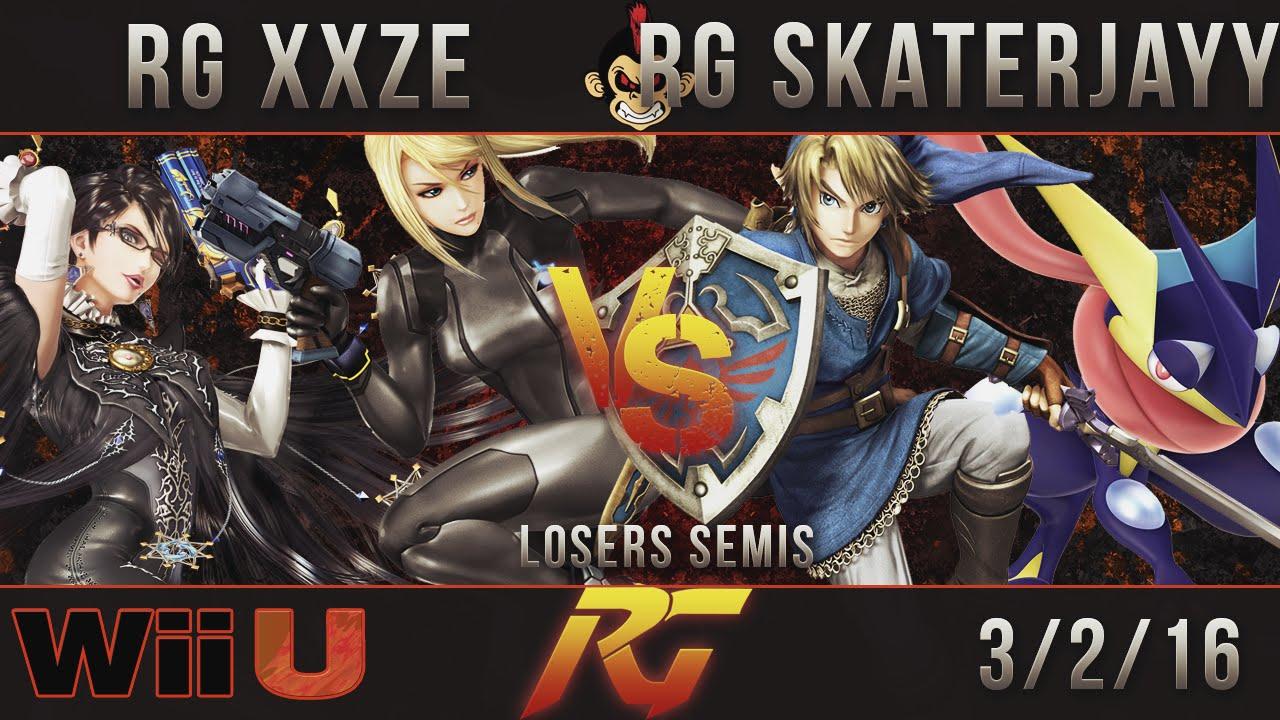 Download RG Smash Wii U Weeklies - RG  XXZE Vs. RG  SkaterJayy