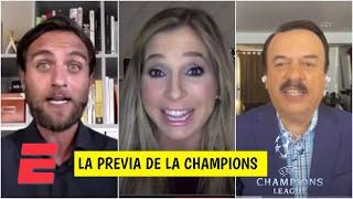 CHAMPIONS ¿Hará el milagro el Madrid en Manchester? Juventus por la remontada vs Lyon | Exclusivos
