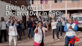 On june 25, the government of democratic republic congo (drc) declared country's tenth outbreak ebola over. with 3,470 cases and 2,287 deaths it wa...