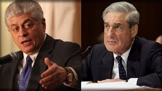 JUDGE NAP SAYS IT'S HAPPENING... EXPOSES MUELLER MOVE TO TAKE DOWN TRUMP