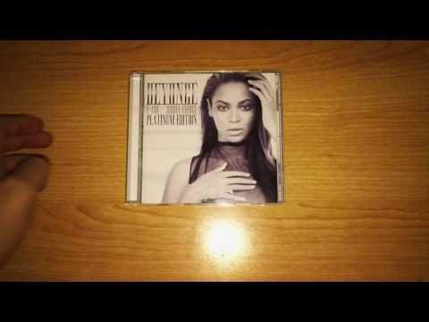 Unboxing: I Am....Sasha Fierce (Platinum Edition) [Beyoncé]