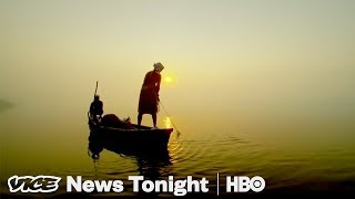 Fighting For The Ganges & Curing Phobias With VR: VICE News Tonight Full Episode (HBO)