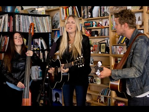 Holly Williams: NPR Music Tiny Desk Concert