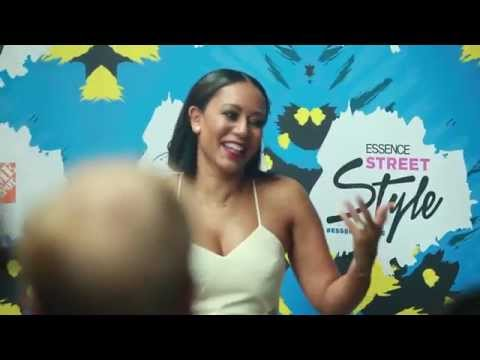 Tiff McFierce - 2nd Annual Essence Magazine Street Style Awards