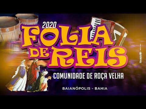 O VICE-PREFEITO DE BAIANÓPOLIS, WEUBE FEBRÔNIO PARTICIPA DA FOLIA DE REIS EM ROÇA VELHA (06.01.2020)