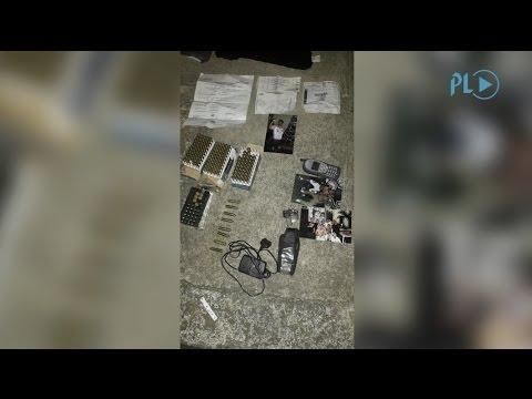 Allanamientos por atentados contra PNC