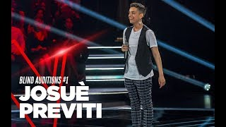 "Josuè Previti ""When We Were Young"" - Blind Auditions #1 - TVOI 2019"