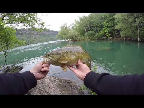 Bass Fishing The Niagara River