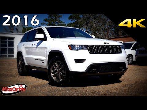2016 Jeep Grand Cherokee 75th Anniversary - Ultimate In-Depth look in 4K