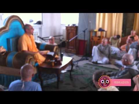 Бхагавад Гита 2.70 - Ниранджана Свами