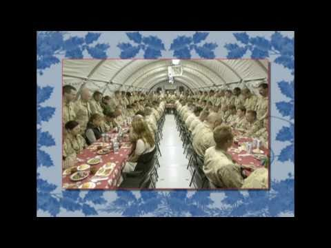 Merry Christmas Canadian Soldiers.mpg - YouTube