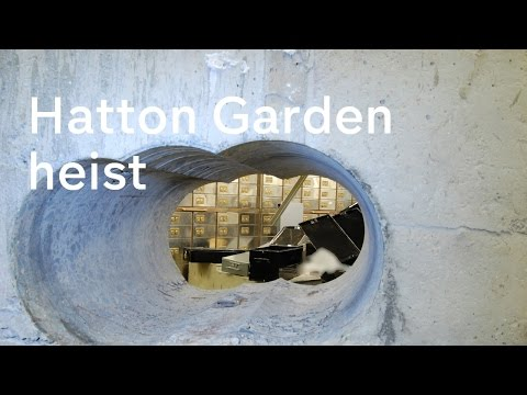 Hatton Garden: how Britain's biggest heist unfolded