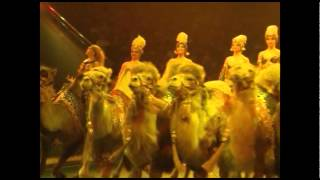 Королевский цирк Гии Эрадзе шоу «Баронеты»