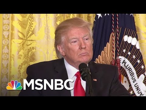 Questions Of President Donald Trump Russia Collusion Gain New Specificity | Rachel Maddow | MSNBC