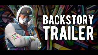 ABSTRAKT - BACKSTORY TRAILER (Fortnite: Battle Royale)