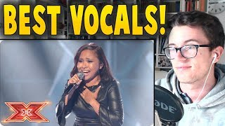 Is this Wildcard Alisah Bonaobra's time to shine?   Live Shows   The X Factor 2017 Reaction