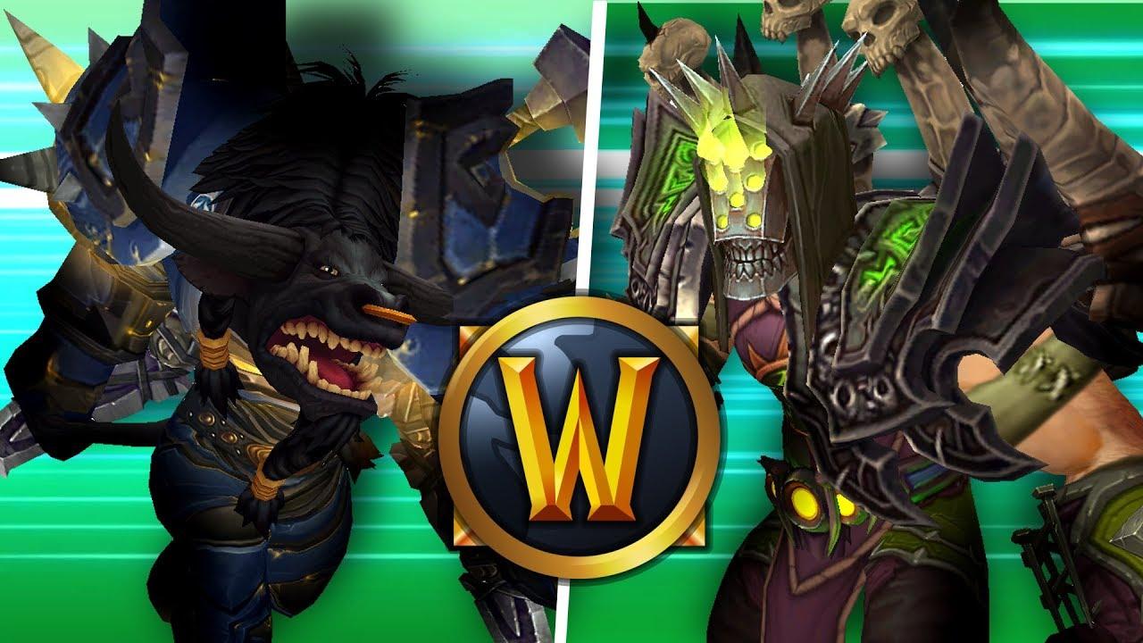 INSANE Warlock vs UNBEATABLE Warrior (1v1 Duels) - PvP WoW: Battle