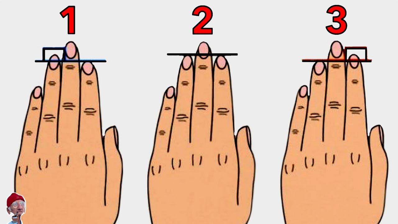 Что руки могут рассказать о вас?