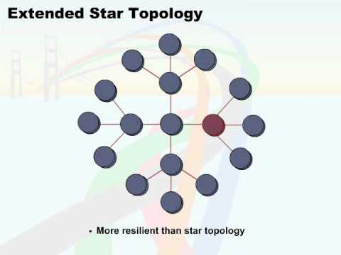 star and extended star topologies the Common physical topologies for computer networks are introduced the advantages and disadvantages of the linear bus, star, star-wired ring, and tree topologies are discussed.