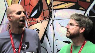 SDCC 2011: Gazillion and the Marvel Universe MMO
