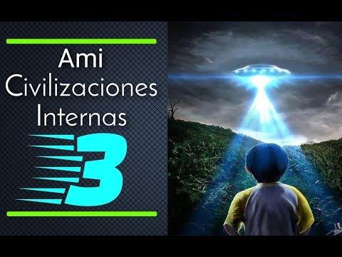 Ami 3: Civilizaciones Internas Enrique Barrios | Capítulo 3 VIDA NUEVA