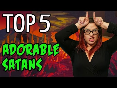 Satan's Top 5 Most Adorable Moments // Dark 5 | Snarled