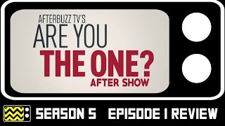 Are You The One? Season 5 Episode 1 Review w/ Taylor Selfridge & Hannah Fugazzi | AfterBuzz TV