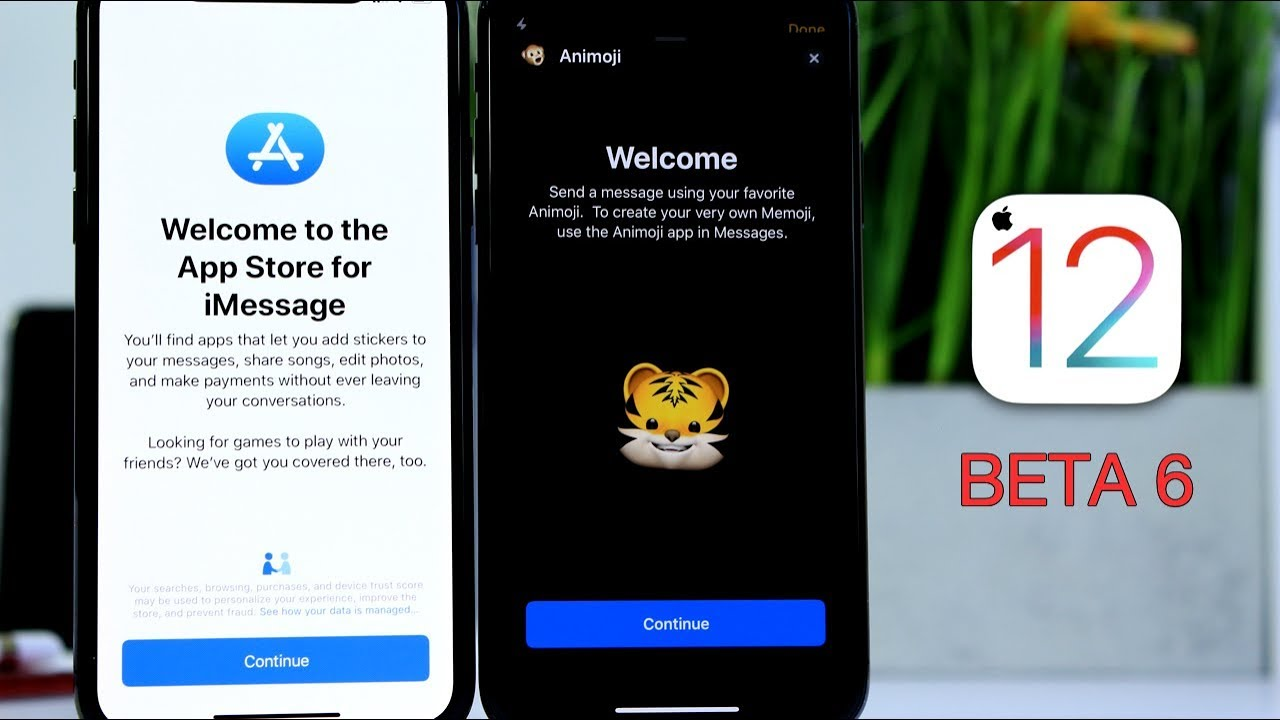 iOS 12 Beta 6 What's New ?