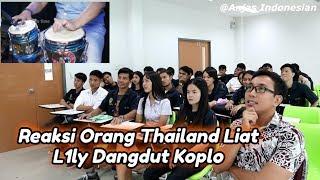 Download lagu DANGDUT KOPLO INDONESIA (Reaksi Orang Thailand)