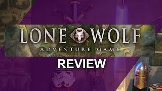 Lone Wolf Role Playing System Review