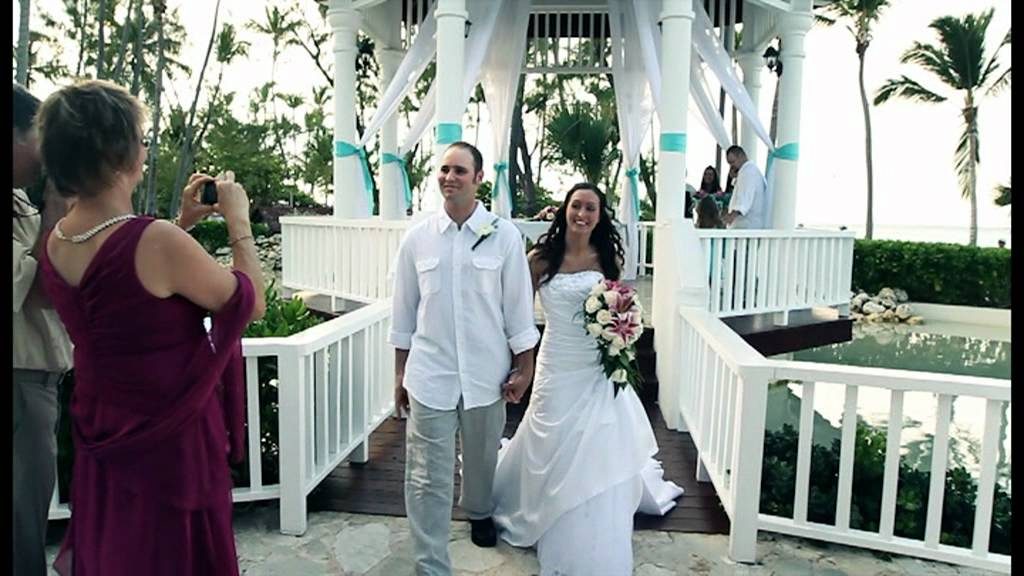 Destination Wedding 2017 Grand Palladium Punta Cana Resort Spa