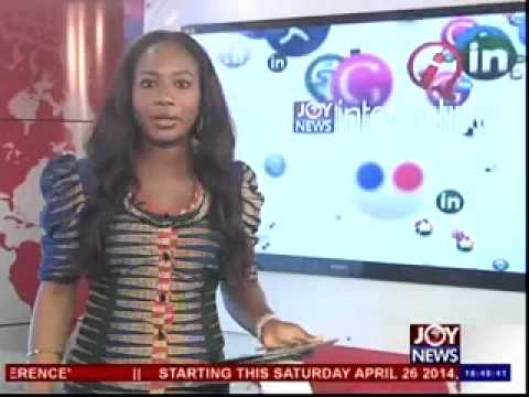 World Malaria day on Joy news interactive (25-4-14)
