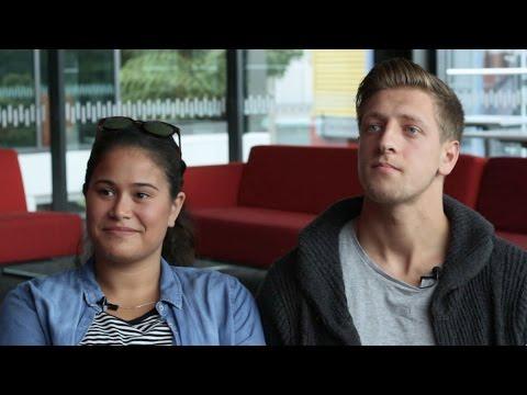Maori & Mormon   Perspectives on Culture ft. Wedding Haka Couple