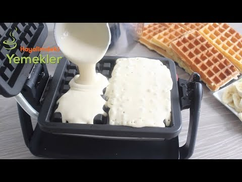 bu-tarİfİ-yemeden-orjİnalİnİ-yedİm-demeyİn-✅en-lezzetlİ-waffle-tarİfİ💯