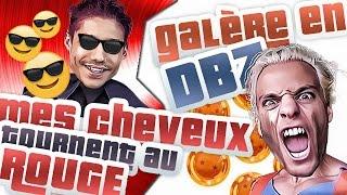 Alex & PJ du BLOND au ROUGE / BRUN & Dragon Ball Z (making of)