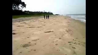 Tarkarli Beach Ocean Waves