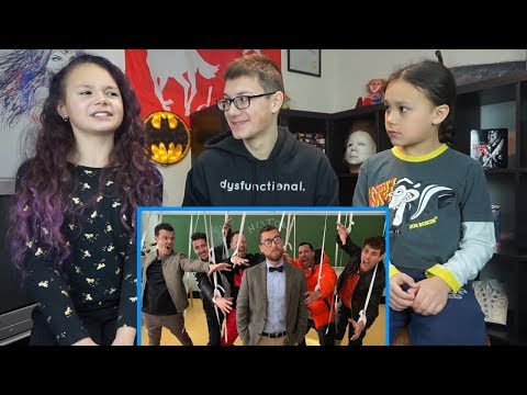 Kids REACT to New Kids On The Block - Boys In The Band (Boy Band Anthem) Mp3