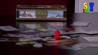 Spiel doch mal 7 WONDERS DUEL PANTHEON! (Spiel doch mal...! - Folge 109)