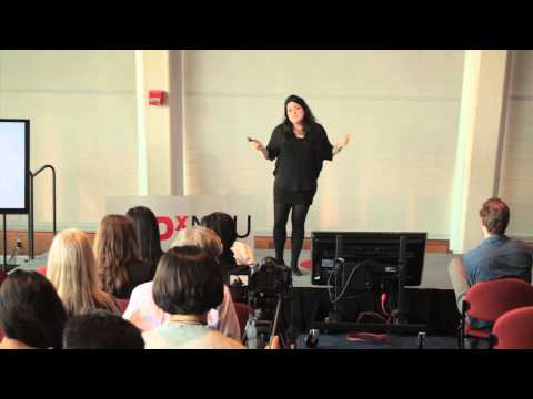 The contagious nature of media in developing a democratic identity | Eugenia Cavazos | TEDxNYU