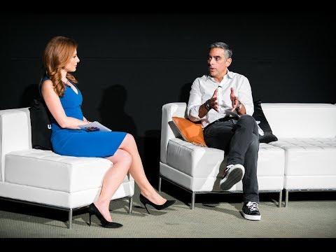 David Marcus Interview with Julia Boorstin | Upfront Summit 2018