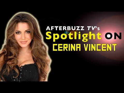 Cerina Vincent Interview | AfterBuzz TV's Spotlight On