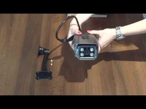 Camera IP Megapixel Hanbang HB752S-AR5 - Www.1cctv.ro